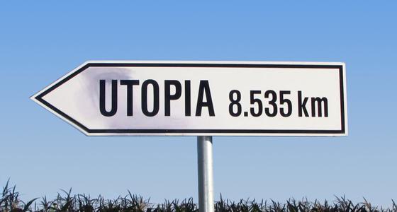 Seminar an der HCU zu Utopia und Dystopia